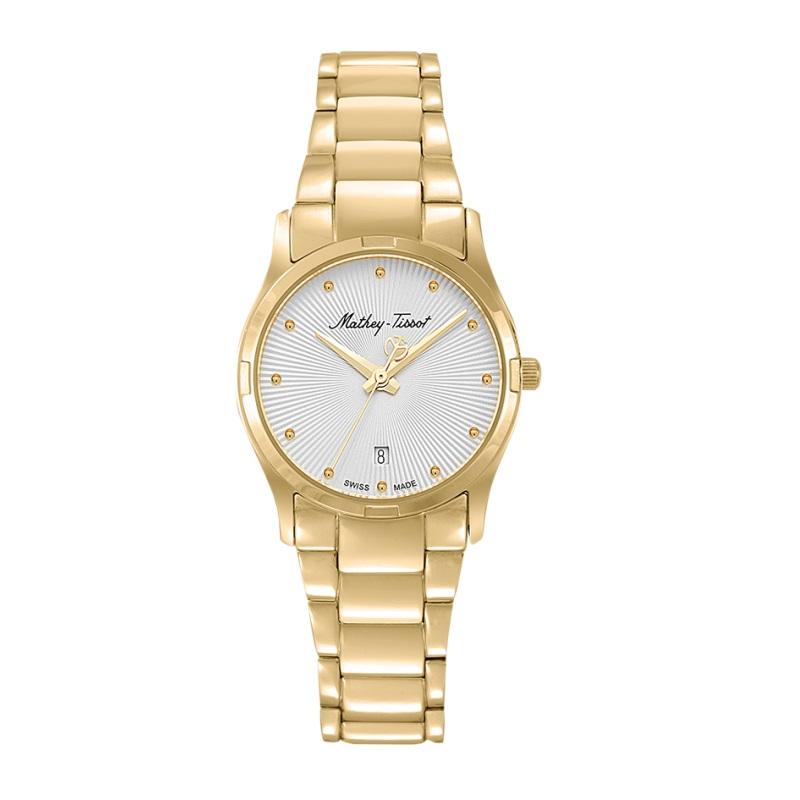 ساعت مچی عقربه ای زنانه متی تیسوت مدل D2111PI