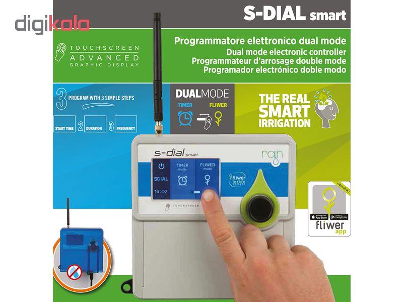 کنترلر آبیاری رین مدل S-DIAL