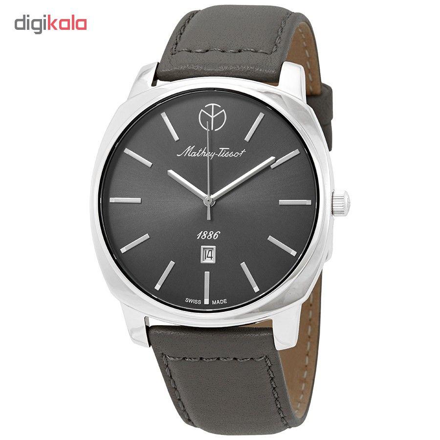 خرید ساعت مچی عقربه ای مردانه متی تیسوت مدل H6940AS