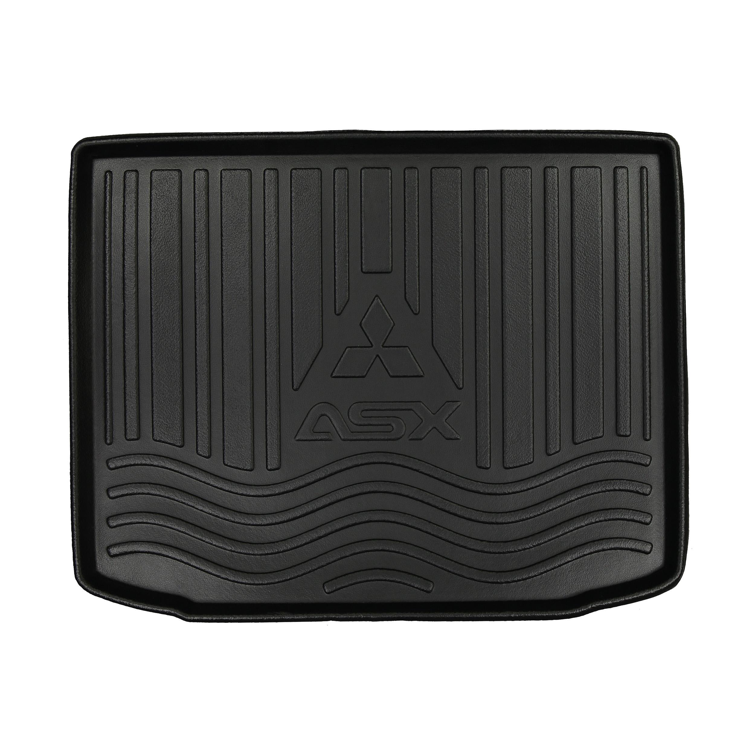 کفپوش سه بعدی صندوق خودرو بابل مدل 001 مناسب برای میتسوبیشی ASX