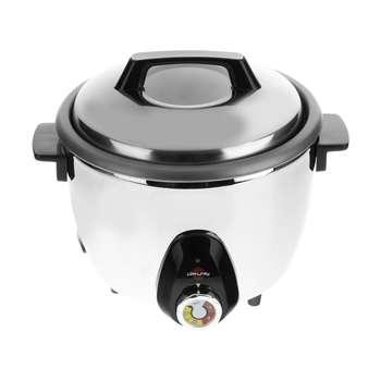تصویر پلوپز پارس خزر مدل RC 181 TS Parskhazar RC181 TS Rice cooker