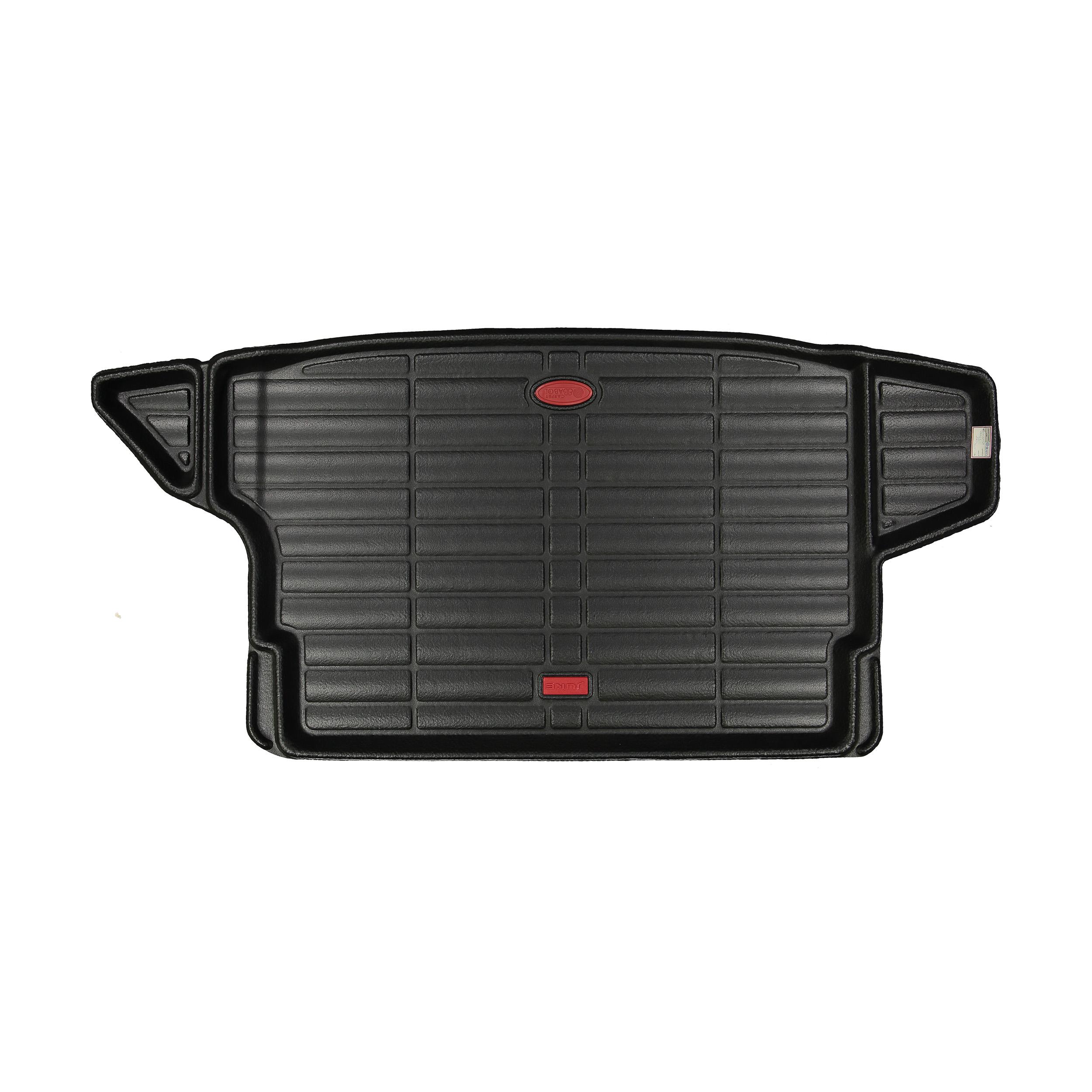 کفپوش سه بعدی صندوق خودرو بابل مدل H49 مناسب برای نیسان جوک