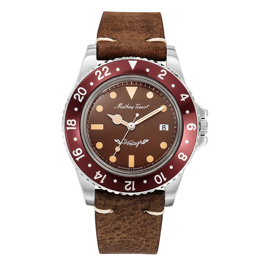 ساعت مچی عقربه ای مردانه متی تیسوت مدل H900AM