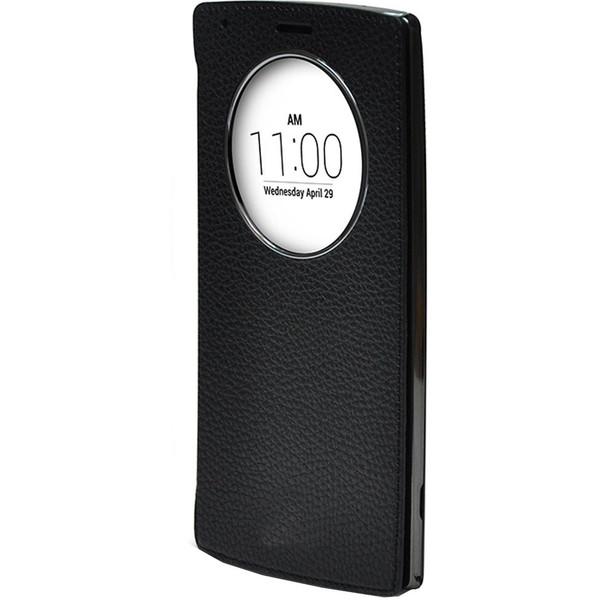 کیف کلاسوری طرح دار وویا مدل Skin Shield Quick Circle مناسب برای گوشی موبایل ال جی G4 Stylus