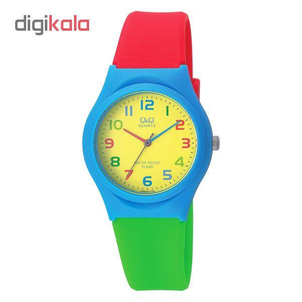 ساعت مچی عقربه ای کیو اند کیو مدل VQ86J010Y              ارزان