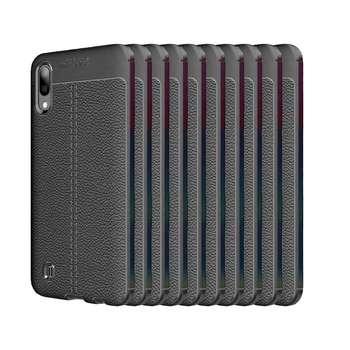 کاور مدل bh2 مناسب برای گوشی موبایل سامسونگ Galaxy M10 بسته 10 عددی