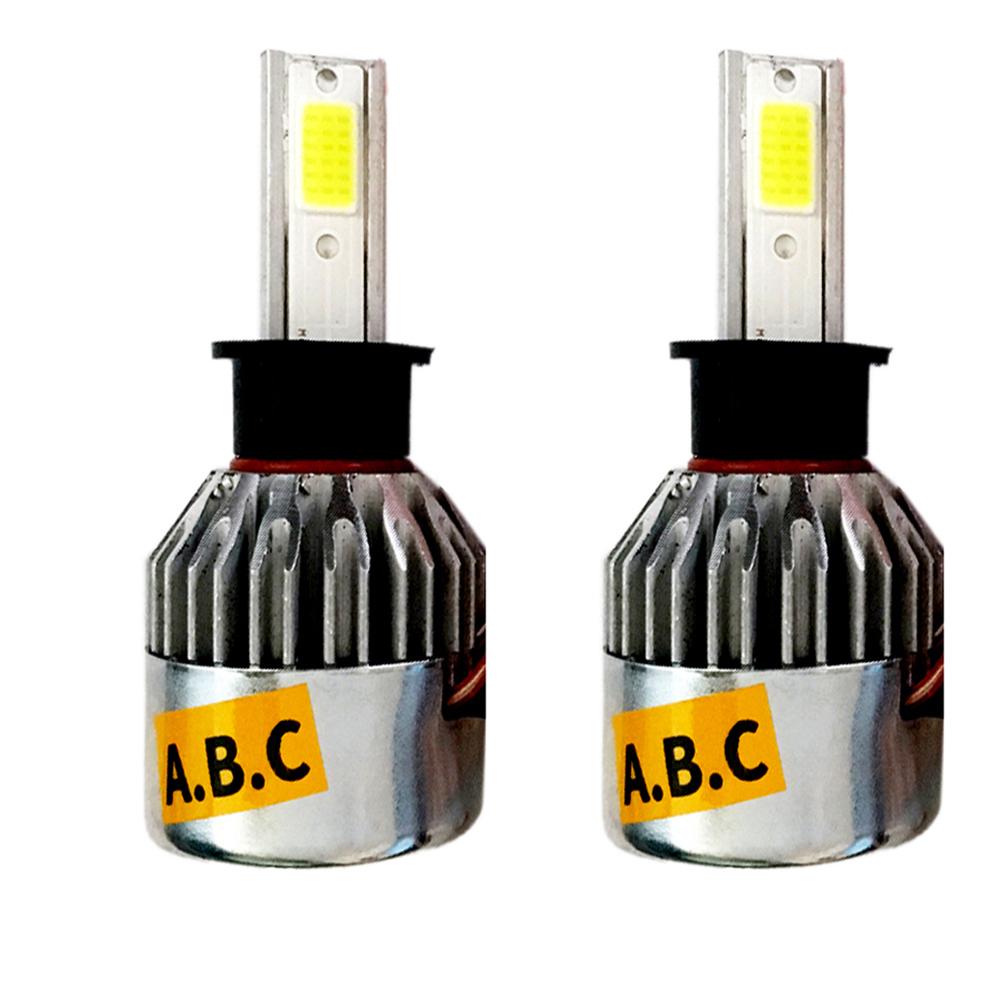 لامپ خودرو مدل H3 بسته 2 عددی