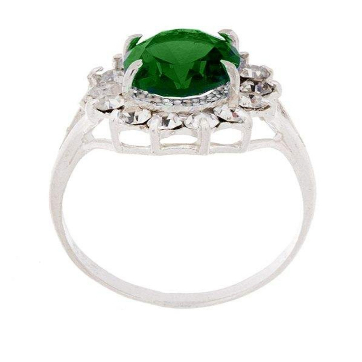 قیمت انگشتر نقره زنانه کد p460