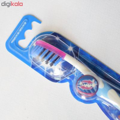مسواک اورال-بی سری Pro-Flex مدل 3D Whie Luxe با برس متوسط