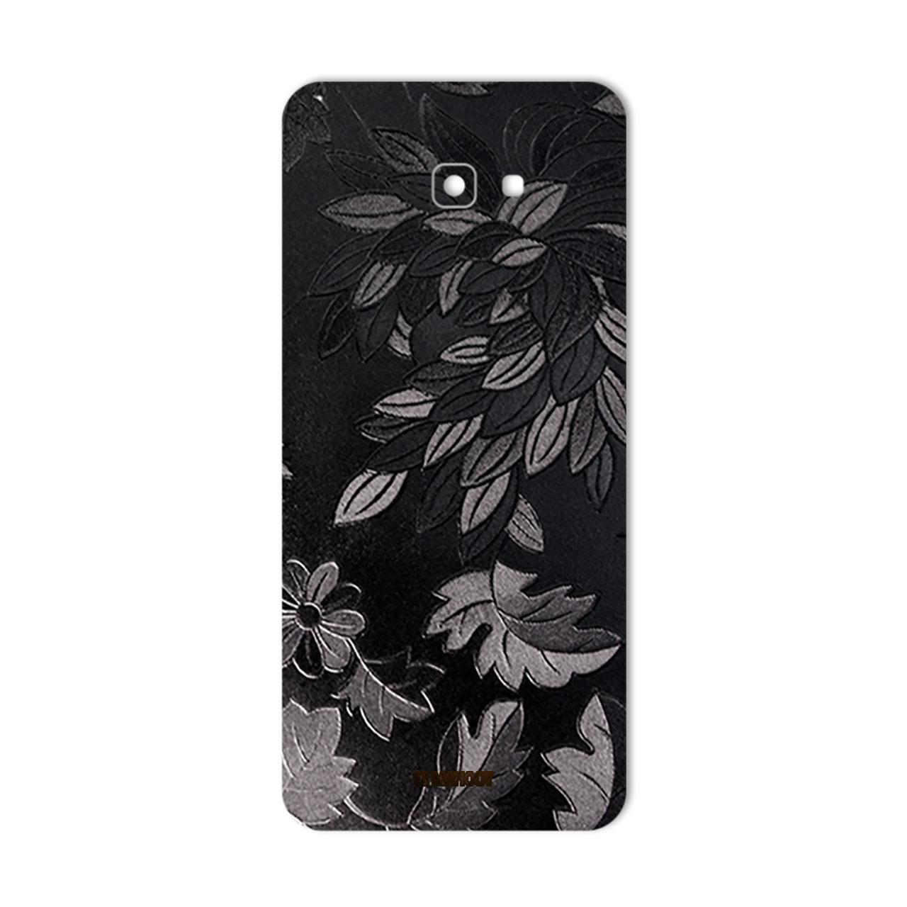 برچسب پوششی ماهوت مدل Wild-Flower مناسب برای گوشی سامسونگ Galaxy J4 Plus