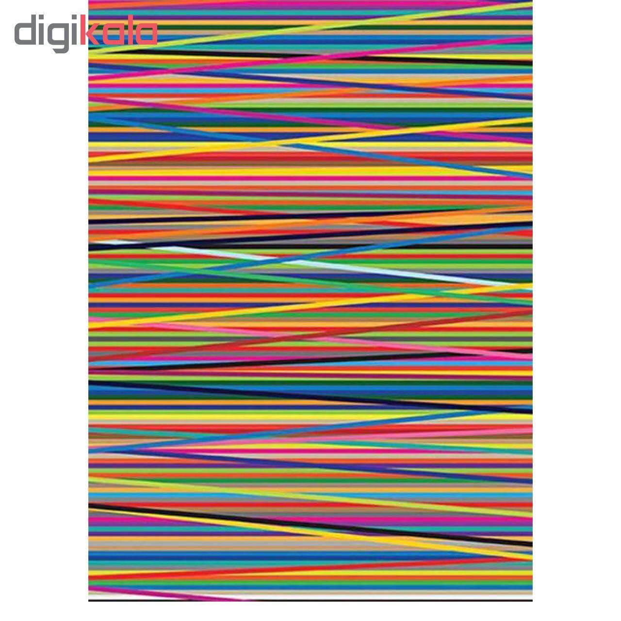 کاغذ کادو طرح رنگین کمان کد 342 بسته  5 عددی main 1 1