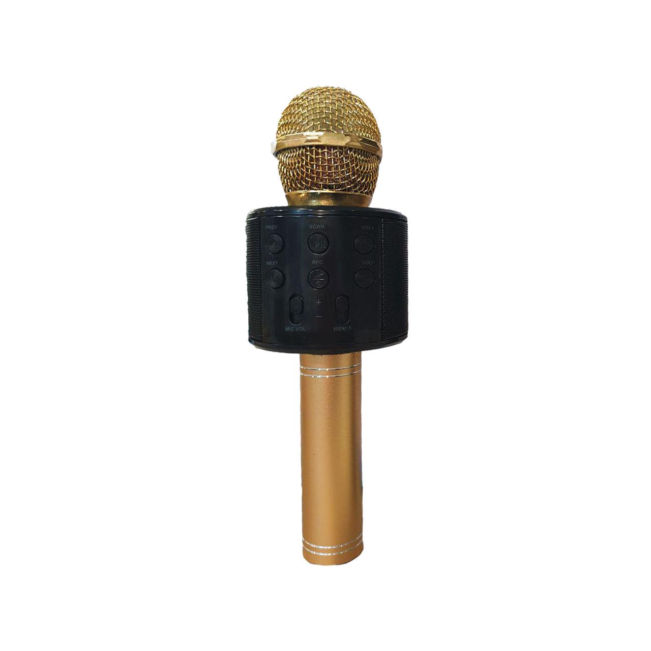 میکروفن اسپیکر کد 858-1