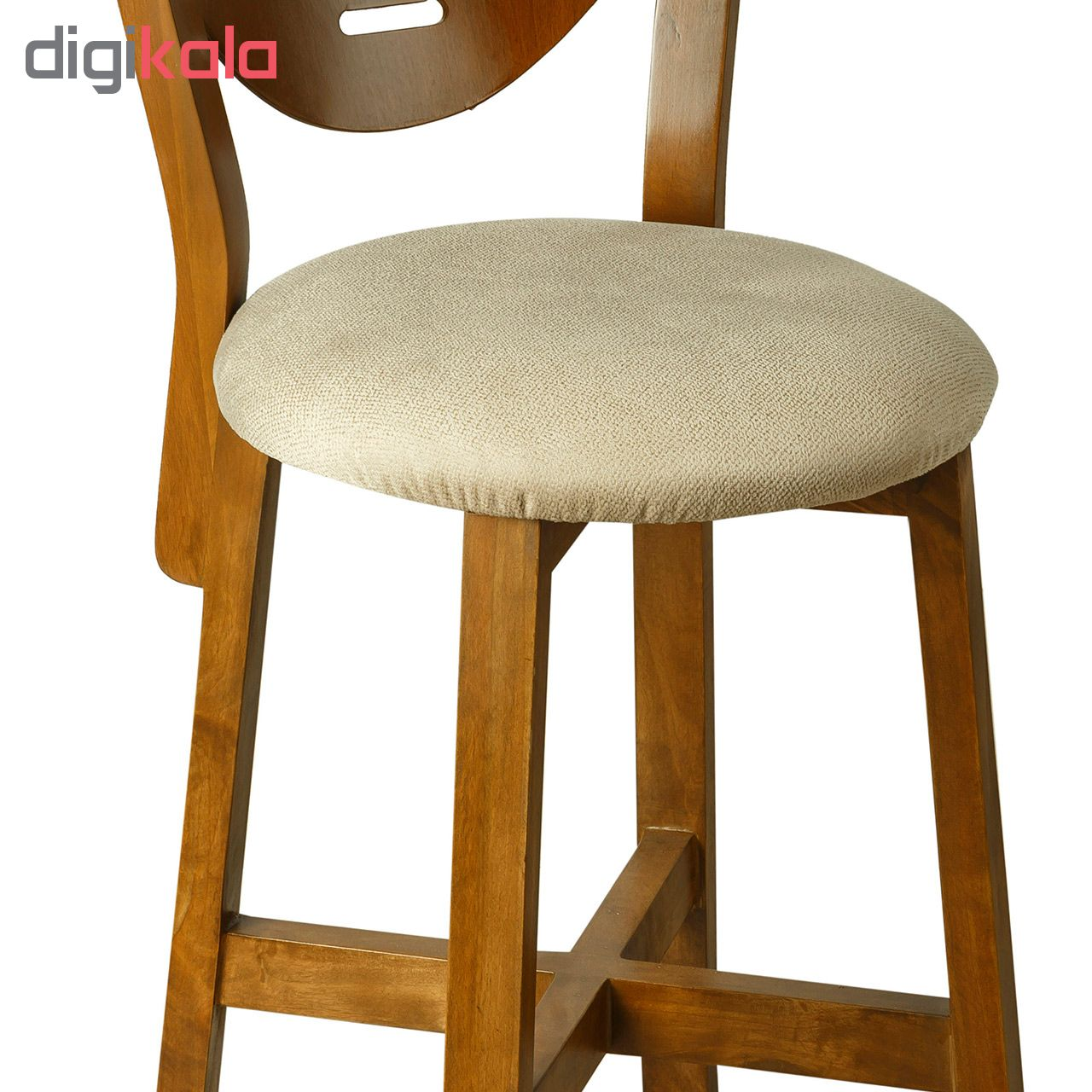 قیمت                      صندلی چشمه نور کد S-201-BR-CR