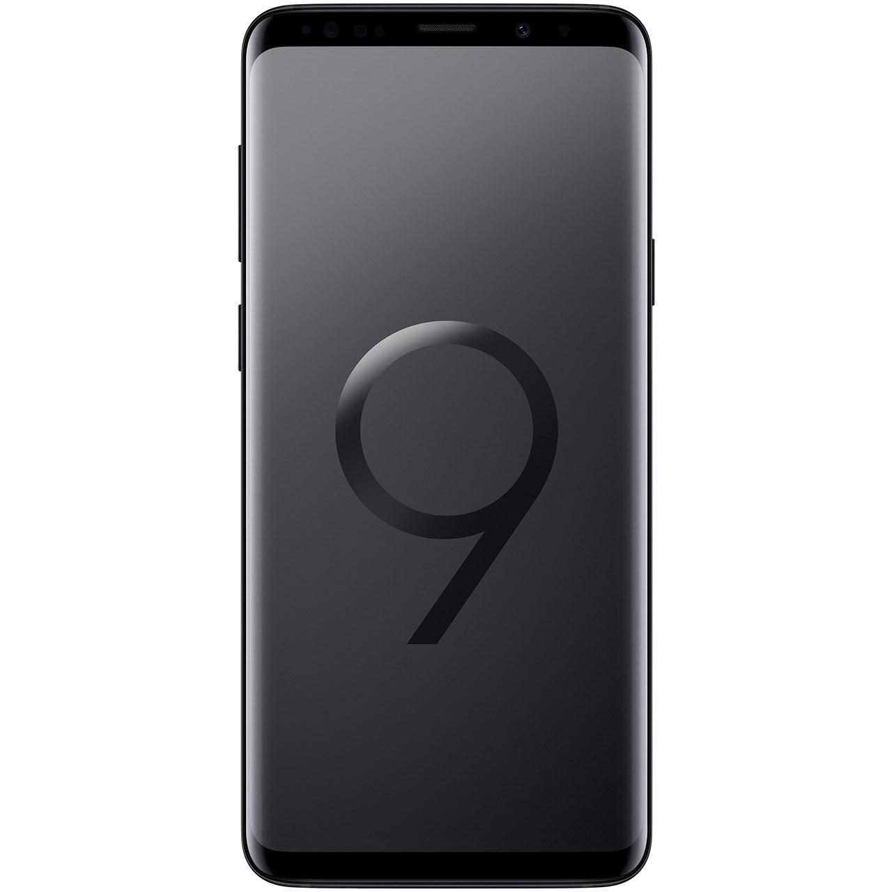 گوشی موبایل سامسونگ مدل Galaxy S9 Plus SM-965FD دو سیم کارت ظرفیت ۲۵۶ گیگابایت – با برچسب قیمت مصرفکننده