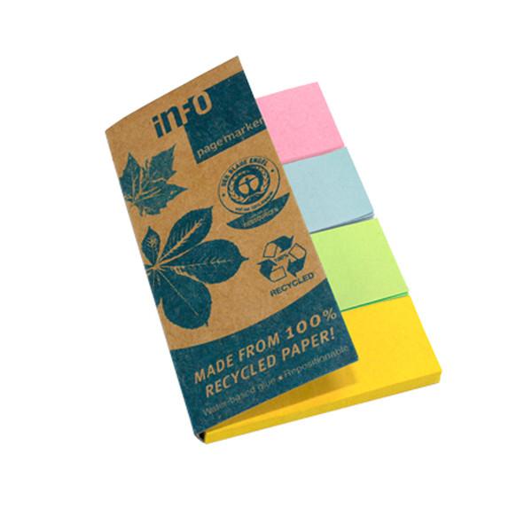 کاغذ علامتگذار چسب دار اینفو مدل 88-5670