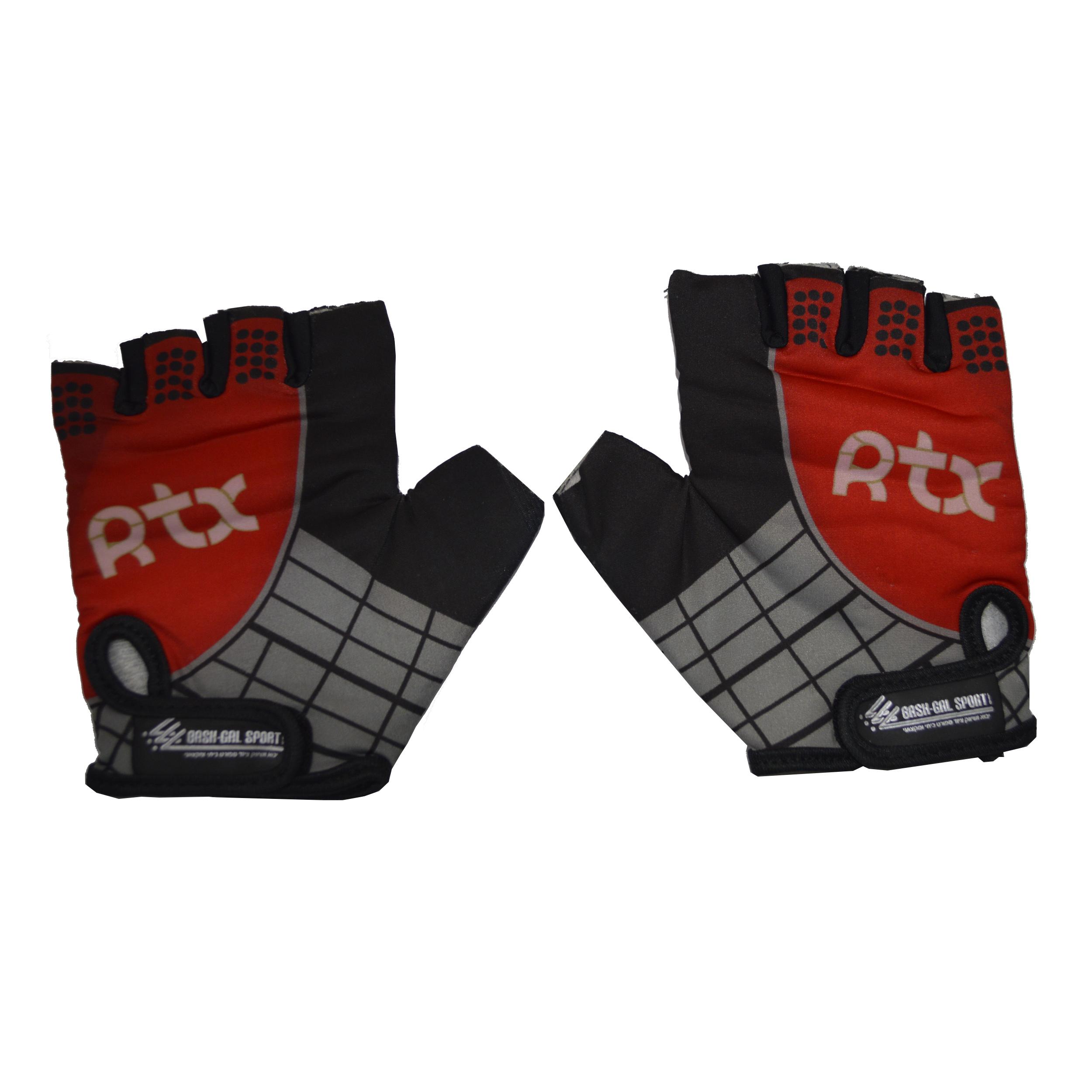 دستکش دوچرخه سواری آر تی ایکس مدل R2X بسته 2 عددی