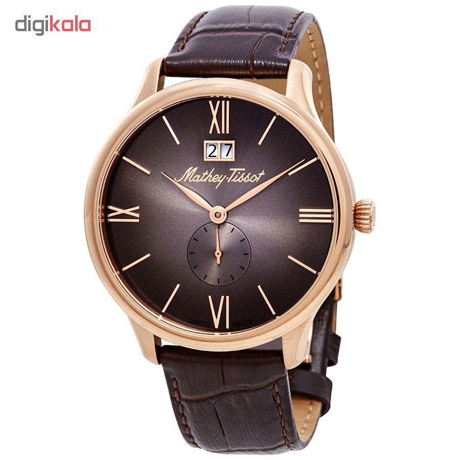 خرید ساعت مچی عقربه ای مردانه متی تیسوت مدل   H1886QPM