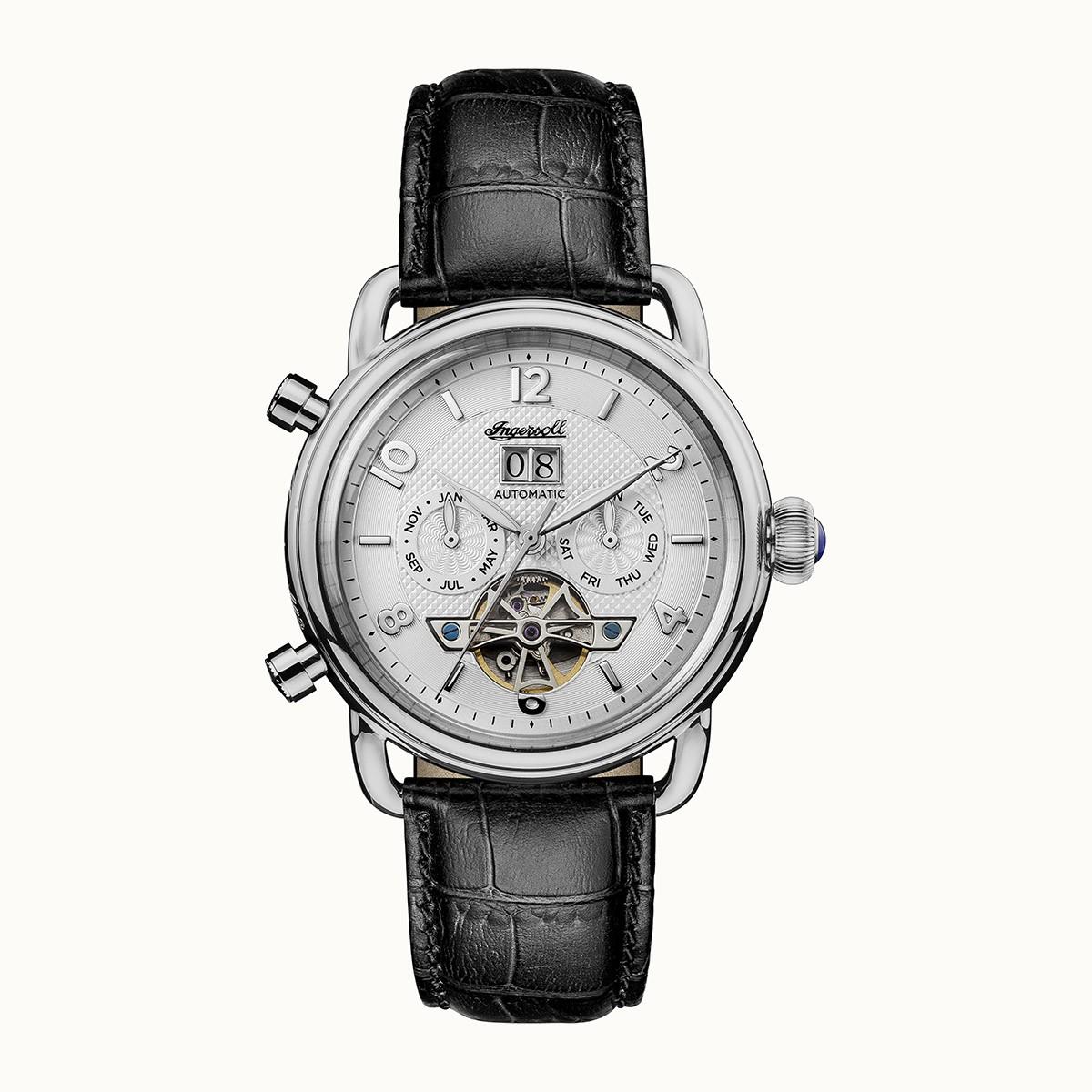 کد تخفیف                                      ساعت مچی عقربه ای مردانه اینگرسل مدل I00903