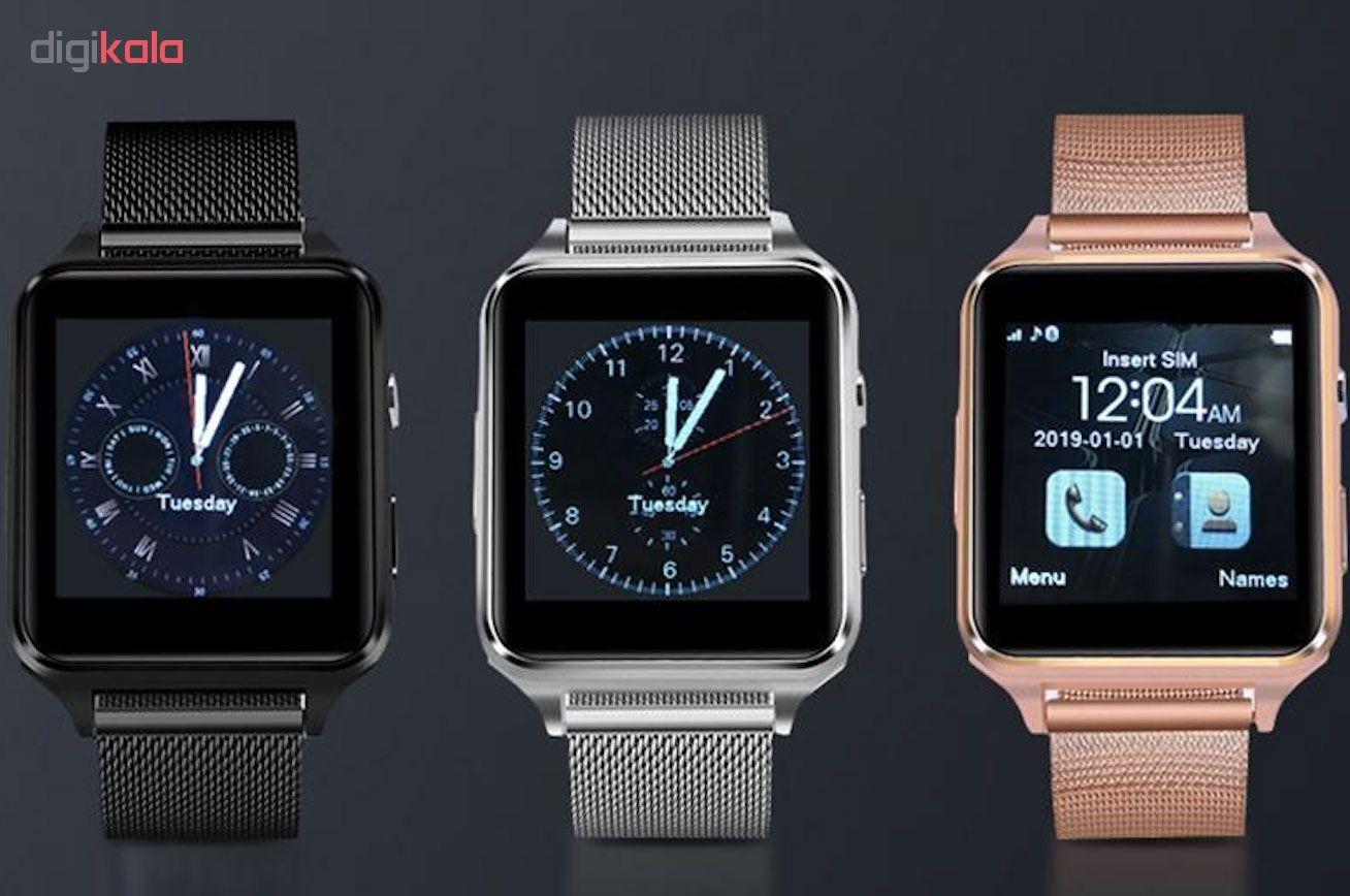 ساعت هوشمند مدل X8 main 1 3