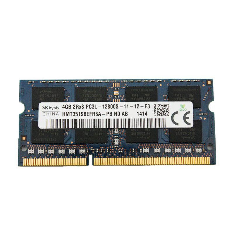 رم لپ تاپ  DDR3 تک کاناله 1600مگاهرتز اس کی هاینیکس مدل HMT351S6EFR8A ظرفیت 4 گیگابایت