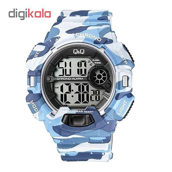 ساعت مچی دیجیتال مردانه کیو اند کیو M132J007Y