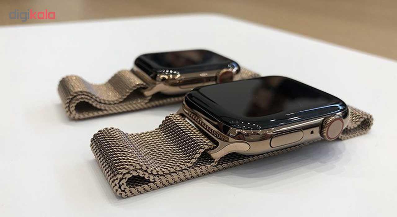 ساعت هوشمند مدل IWO Milanese main 1 5