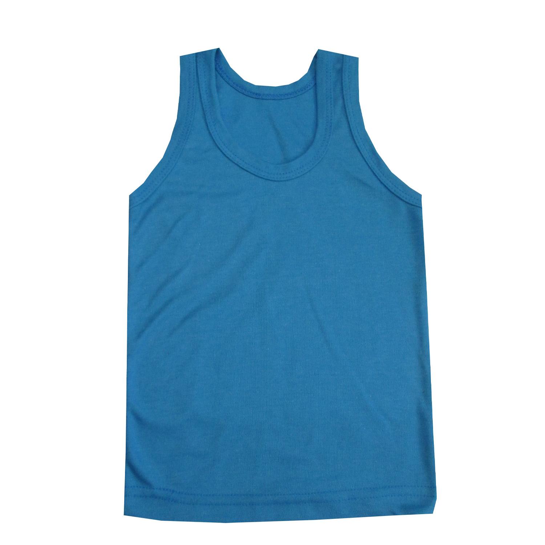 زیرپوش پسرانه حجت مدل Hoj-R رنگ آبی روشن