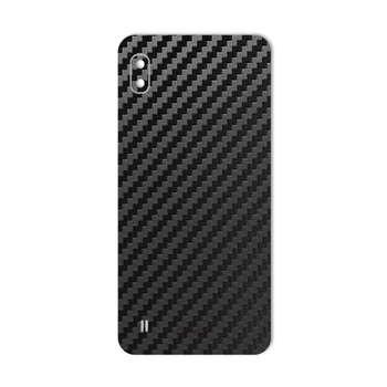 برچسب پوششی ماهوت مدل Carbon-Fiber مناسب برای گوشی موبایل سامسونگ Galaxy  A10