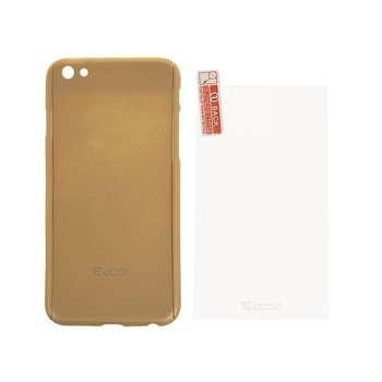کاور کوکوک مدل FB2 مناسب برای گوشی موبایل اپل iPhone 5/5s/SE به همراه محافظ صفحه نمایش