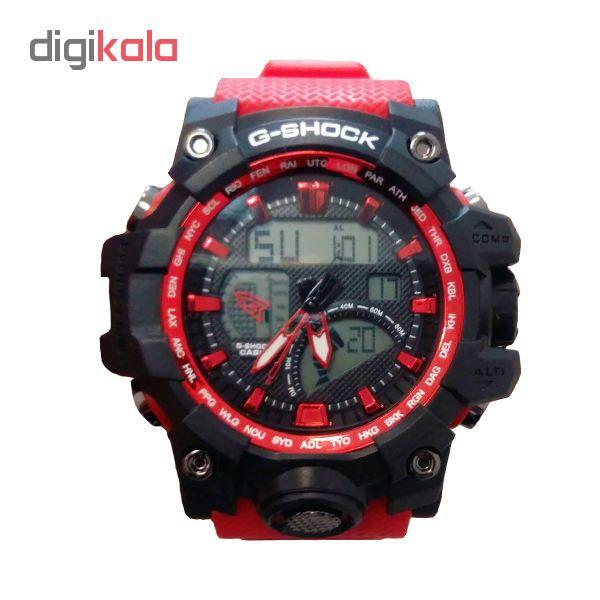 خرید ساعت مچی عقربه ای مردانه مدل AL-S1