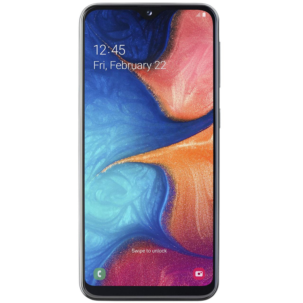 گوشی موبایل سامسونگ مدل Galaxy A20 SM-A205F/DS دو سیم کارت ظرفیت 32گیگابایت