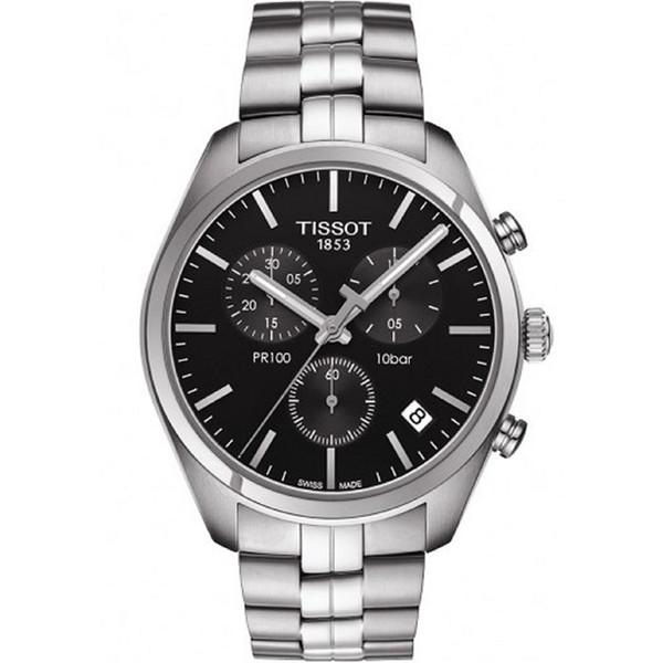 ساعت مچی عقربه ای مردانه تیسوت مدل T101.417.11.051.00
