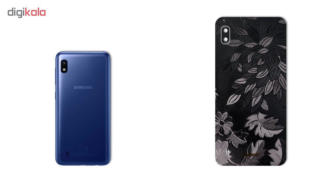 برچسب پوششی ماهوت مدل Wild-Flower مناسب برای گوشی موبایل سامسونگ Galaxy  A10 main 1 1