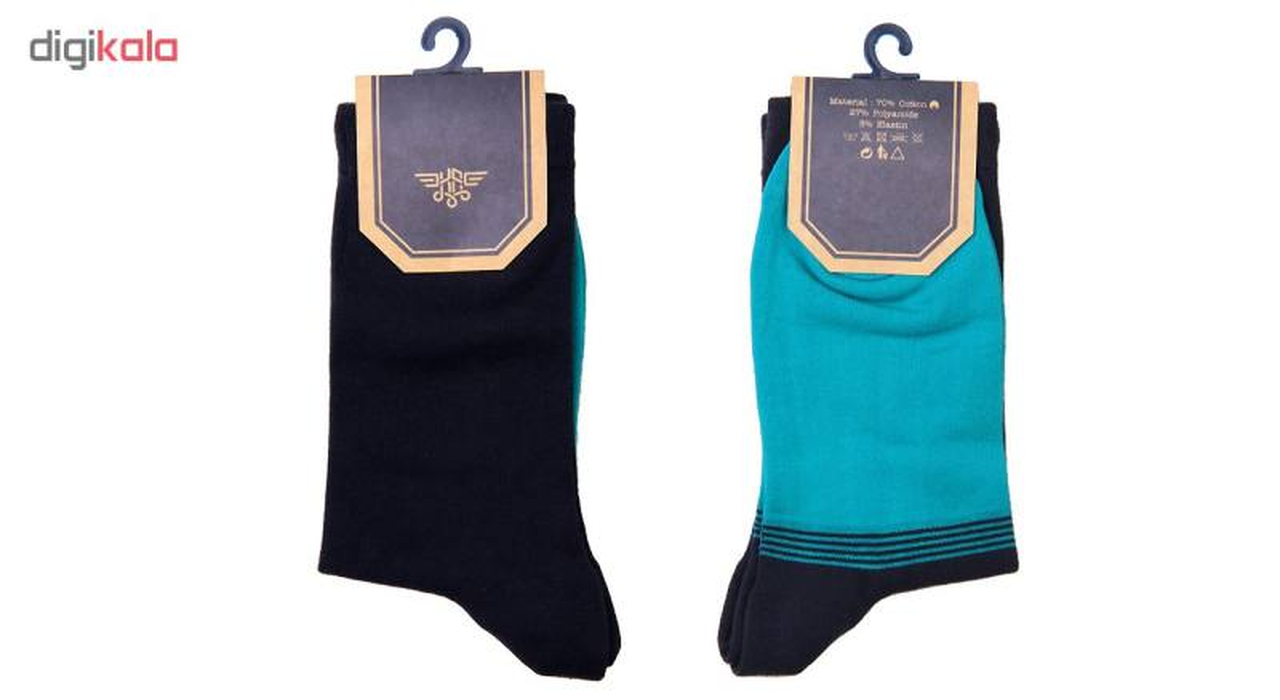 جوراب مردانه کانی راش کد 201904