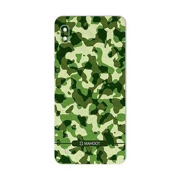 برچسب پوششی ماهوت مدل Army-Pattern مناسب برای گوشی موبایل سامسونگ Galaxy A10