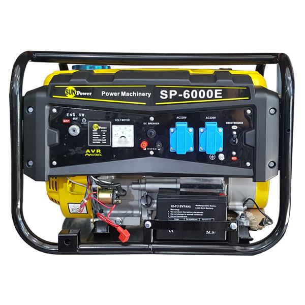 موتور برق سان پاور مدل SP-6000E