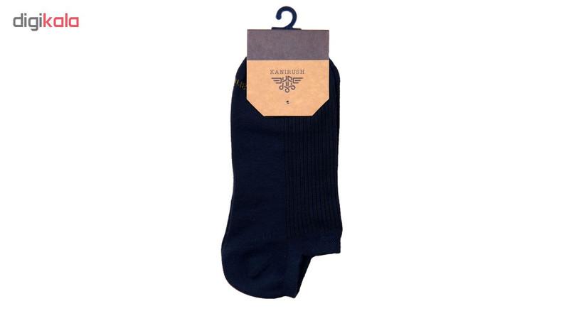 جوراب مردانه کانی راش کد 201909