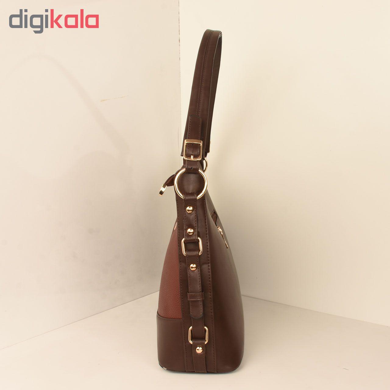 کیف دستی  زنانه پارینه مدل PlV129-7-1534