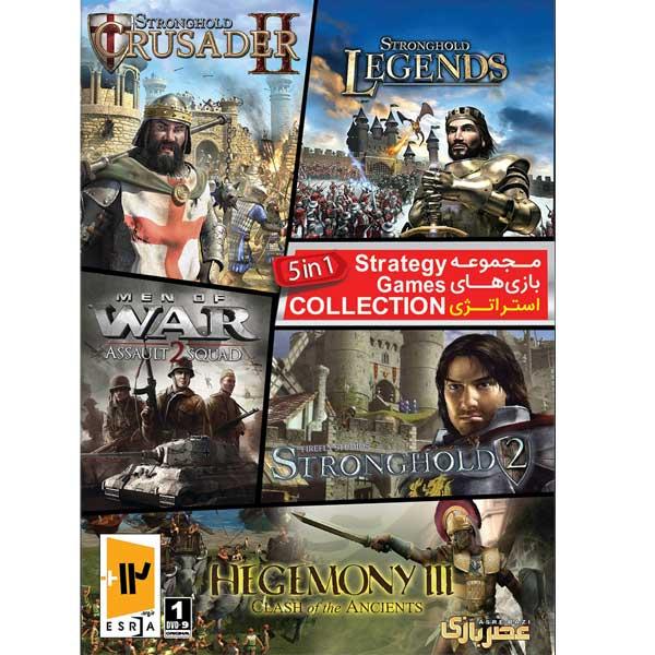 مجموعه بازی های استراتژی نشر عصر بازی مخصوص PC