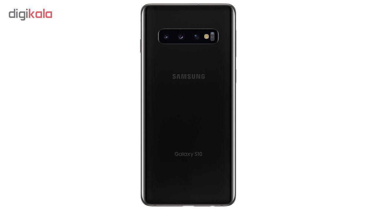 گوشی موبایل سامسونگ مدل Galaxy S10 SM-G973F/DS دو سیم کارت ظرفیت 128 گیگابایت main 1 1