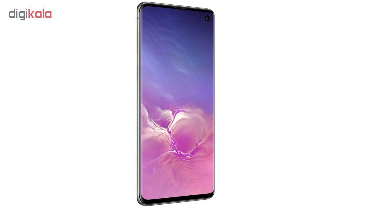 گوشی موبایل سامسونگ مدل Galaxy S10 SM-G973F/DS دو سیم کارت ظرفیت 128 گیگابایت main 1 2