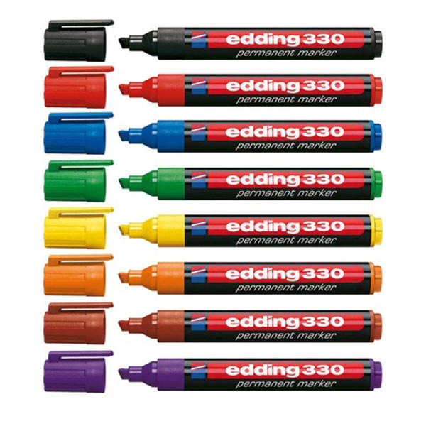 ماژیک ادینگ مدل 330/8 بسته 8 عددی