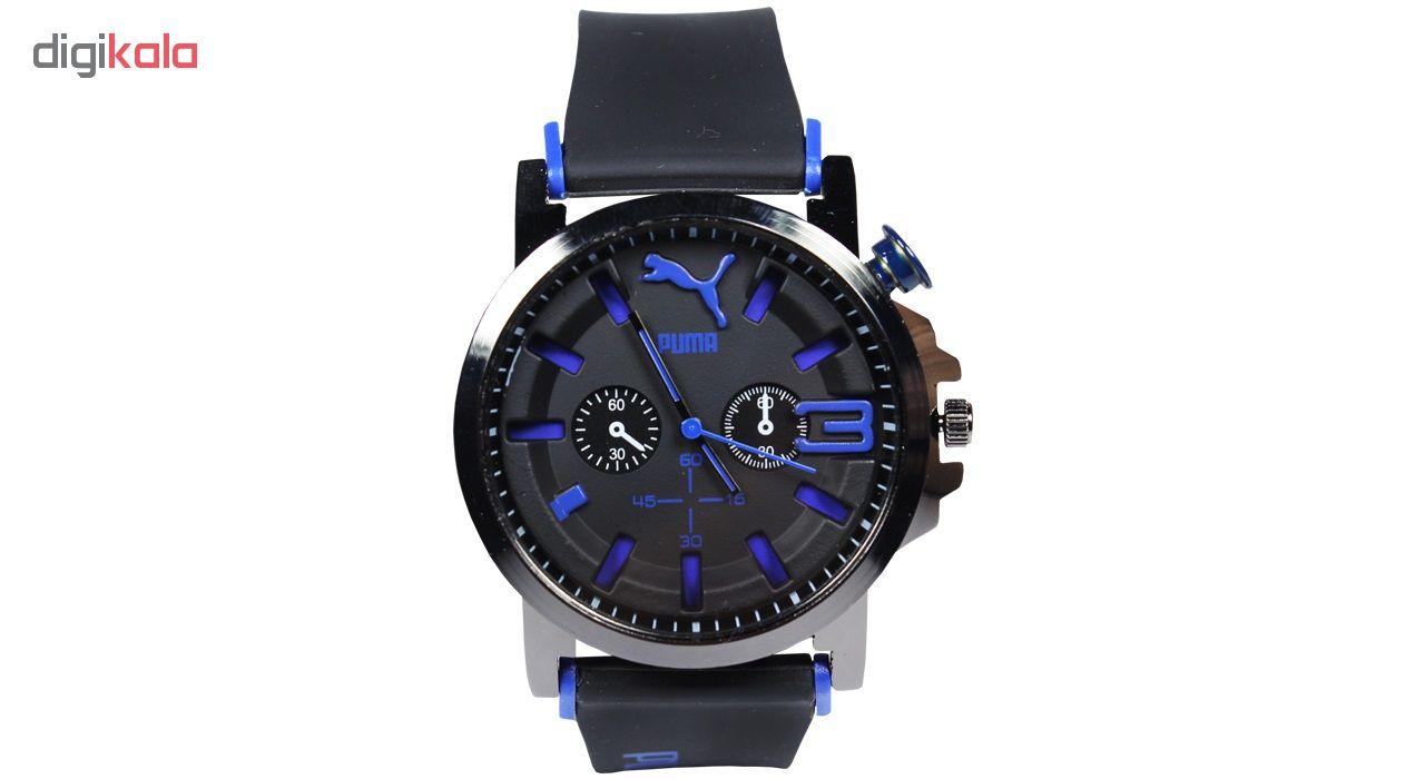خرید ساعت مچی عقربه ای مردانه مدل Pum-01