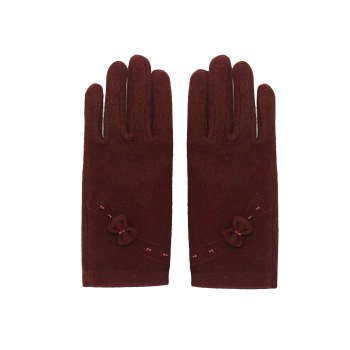 دستکش زنانه مدل MKHL کد 002
