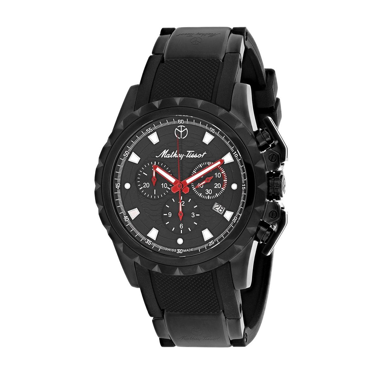ساعت مچی عقربه ای مردانه متی تیسوت مدل H466CHN