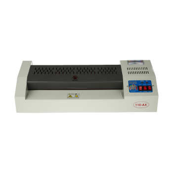 پرس کارت و لمینت مدل ax-110