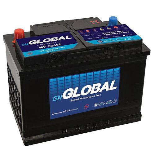 باتری اتمی خودرو  گلوبال مدل MF 56650