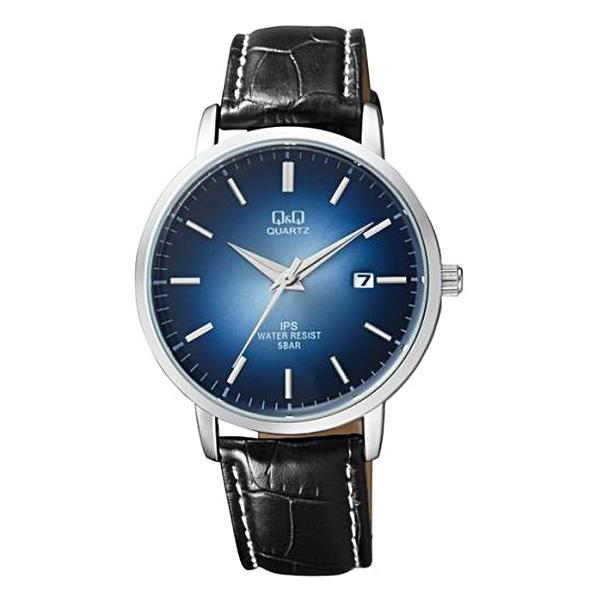 ساعت مچی عقربه ای مردانه کیو اند کیو مدل QZ06J302Y
