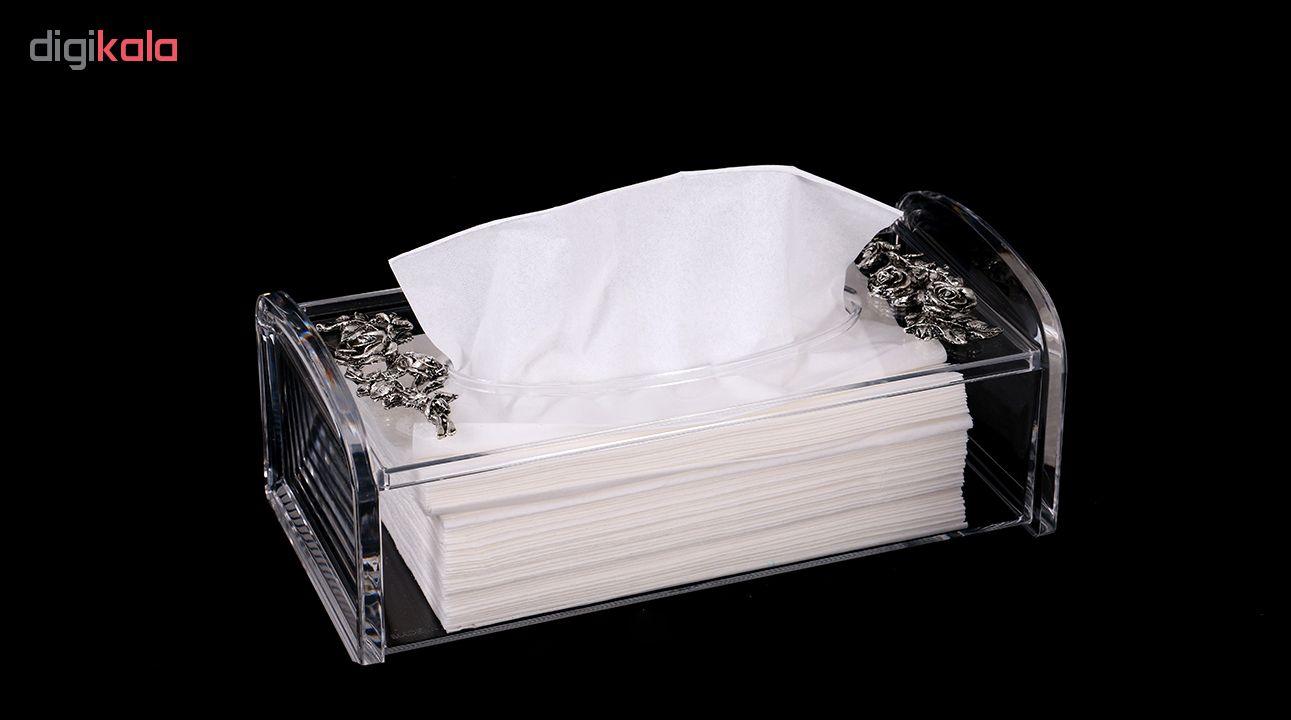 جای دستمال کاغذی مدل AR 35166