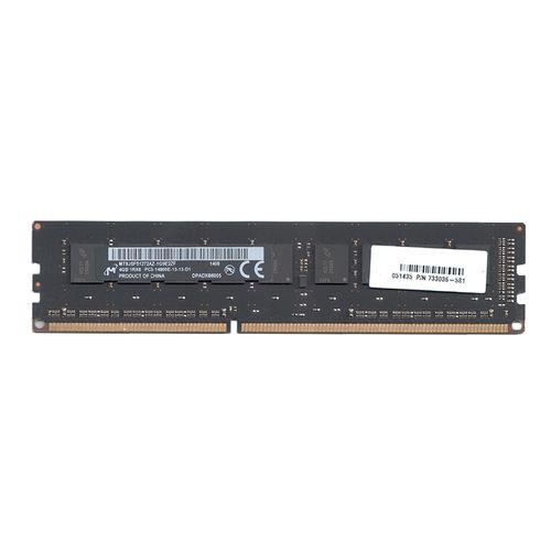 رم دسکتاپ DDR3 تک کاناله 1866 مگاهرتز مدل 14900E ظرفیت 4 گیگابایت